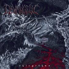 "DEVANGELIC ""Phlegethon"" death metal CD"