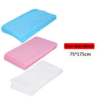 10Pcs Sheet Disposable Non-Woven Paper Table Bed Cover Spa Bed Cover Waterproof