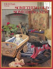 Combined Artists : SOMETHING OLD, SOMETHING NEW Vol II Painting Book - OOPS!