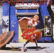 Cyndi Lauper She's So Unusual CD+Bonus Tracks NEW SEALED 2000 She Bop+