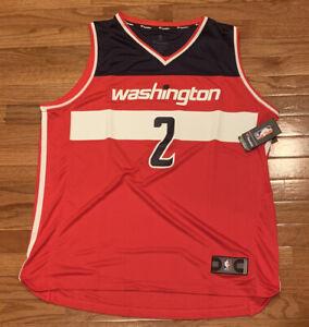 John Wall Washington Wizards Fanatics Branded Fast Break Replica Jersey NWT XL