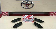 Rear Disc Brake Pad D8996OSM Fits Lexus RX330 RX350 RX400h Toyota Highlander