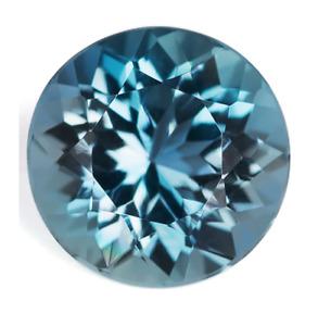 Natural Extra Fine Intense Blue Aquamarine - Round - Santa Maria, de Itabira - A