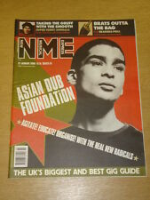 NME 2000 JAN 22 ASIAN DUB FOUNDATION BRATS NOMINATIONS