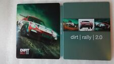 Dirt Rally 2.0 PS4 Steelbook ONLY - DIRT 2.0 Steelbook PS4/XBOX ONE (NO, GAME)
