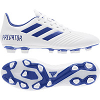 Adidas Men Soccer Shoes Predator 19.4 Flexible Ground Football Boots D97959 New