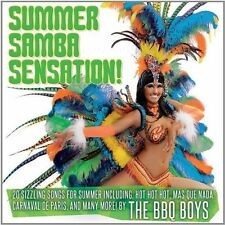 CD de musique folk samba