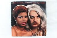 Leon & Mary Russell Make Love to the Music Rock LP PAK 3066 Piranha Records