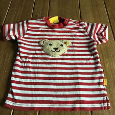 Steiff Baby-T-Shirts & -Polos für Jungen aus 100% Baumwolle