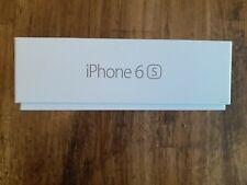 Apple IPhone 6S ATT, *Unused, open box* Black, 5 1/4 in. x 2 1/2 in.
