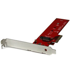 StarTech X4 PCI Express to M.2 PCIe NVMe SSD Adapter PEX4M2E1