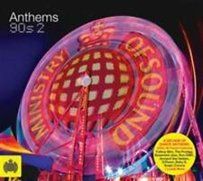 Anthems 90s 2 Various Artists Audio CD