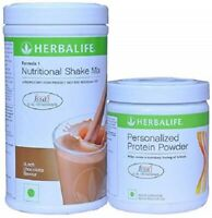 Herbalife Formula 1 Chocolate Shake & Protein Powder For Weight Loss Combo Pack