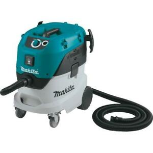 Makita Dust Extractor/Vacuum 11 Gal Wet/Dry HEPA Filter Two Stage Variable Speed