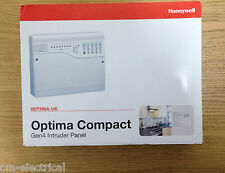 HONEYWELL OPTIMA COMPACT GEN4 INTRUDER PANEL 8EP396A-UK- IN STOCK!!!