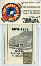 The Model Car Garage 1:24 1:25 Stock-Car Roll Cage Gussets Detail Set #Mcg-2103