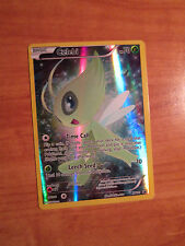 NM FULL ART Pokemon Mythical CELEBI Card BLACK STAR PROMO XY111 Collection Box