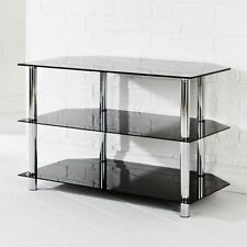 Glass Bedroom Entertainment Units & TV Stands