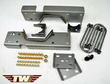 1988 1998 C3500 Rear Lower Kit 8 Drop Obs Chevy Silverado Flip Notch Kit
