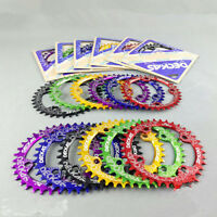DECKAS  32 34 36 38T MTB Bike Bicycle Round Oval Chainring Chain Ring BCD 104mm