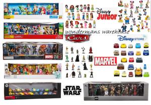 Disney Mega Figurine Sets - Marvel/Cars/Toy Story/Animators/Mickey/Star Wars NEW
