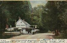 1906 Postcard - Valley Green - Fairmount Park - Philadelphia Pa