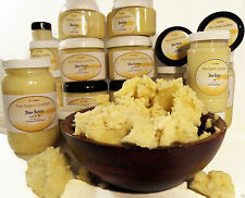 100% Pure Unrefined Raw Organic SHEA BUTTER African Ghana GRADE A FRESH MADE 14z