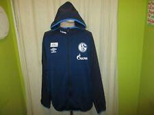 FC Schalke 04 Adidas Spieler Freizeit Trainings Jacke 2009