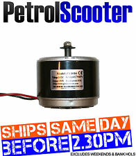 Elektromotor 36 Volt 250 Watt 11 Z 6mm Kette Kettenrad ZY MY 1016 ElektroRoller