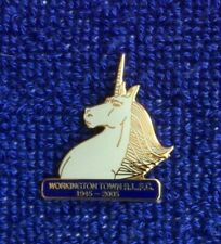 Rugby league badge Workington 1945 - 2005