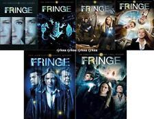 Fringe Seasons 1 2 3 4 5 DVD 1-5 Individual Season Box Sets Complete Series
