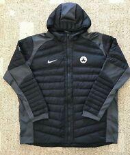 Mens Nike NBA Boston Celtics Aeroloft Down Fill Coat Jacket Black Size 4XL4X