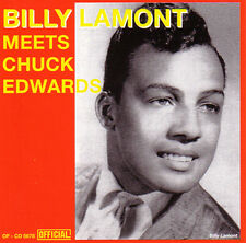 BILLY LAMONT meets CHUCK EDWARDS! R&B at its BEST! CD