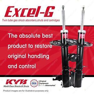 2 x Front KYB Excel-G Strut Shock Absorbers for Nissan Pathfinder R52 VQ35DE