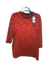 Nwt Under Armour Red Ss Tee Shirt Xl