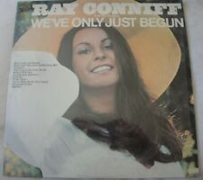 RAY CONNIFF AND THE SINGERS WE'VE ONLY JUST BEGUN VINYL LP ALBUM 1970 COLUMBIA