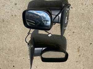 Nissan Titan Side Mirrors 96301EZ41B & 96302EZ41B