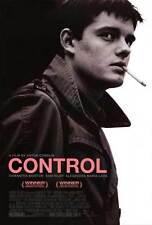 CONTROL Movie POSTER 27x40 Sam Riley Samantha Morton Craig Parkinson Alexandra