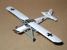 "1/144 WW2 Liaison Aircraft: Fieseler Fi 156 Storch ""winter"" [Germany] : TAKARA"