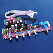 NE5532 HIFI 5.1 LOW PASS 50-150Hz Tone board for Amplifier 2×1000UF siemens 1UF