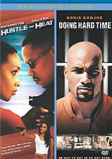 Hustle and Heat / Doing Hard Time (DVD 2-Disc Set) NEW sealed