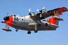 Harbin SH-5 Shin Meiwa US-1 Flying Boat Aircraft Desk Wood Model Regular