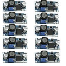 10 pcs DC-DC LM2596 Step Down Adjustable Converter Power Supply Module1.3V-35V