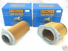 New Air Filter Element Set VS700 VS750 VS800 S50 Suzuki Intruder Boulevard #F51
