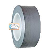 gris argenté 50mm x 50m Gaffa Gaffer Ruban de toile Conduit de canard