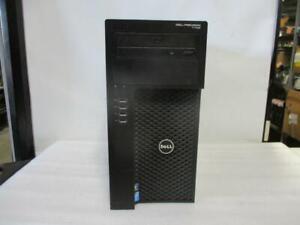 Dell Precision Tower T1700 Win10 Xeon E3-1225 V3 3.2GHz 8GB 500GB HDD Desktop