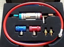 CLIMATISATION Diagnostic Appareil Huile-testeur dans voiture Climatique Climatisation r1234yf