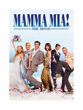 MAMMA MIA - COLIN FIRTH - NEW / SEALED DVD - UK STOCK