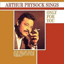 Arthur Prysock Sings Only For You - Arthur Prysock (2015, CD NIEUW)