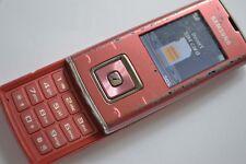 Samsung SGH J600-Rosa (Sbloccato) Telefono Cellulare